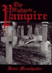 vampiro - El vampiro de Highgate y Seán Manchester Vampiro