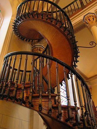 La misteriosa escalera de la capilla Loretto, ¿milagro o leyenda ...
