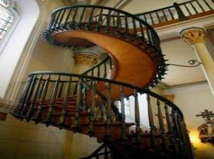 La misteriosa escalera de la capilla Loretto, ¿milagro o leyenda?.