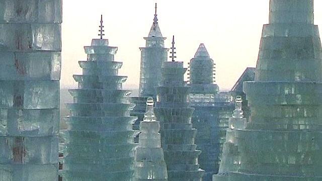 Lugares insólitos: La ciudad de hielo de Harbin.