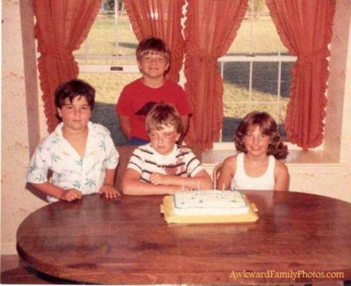Cumpleaños… ¿feliz?