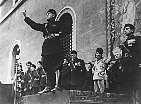 Un día en los años 1920