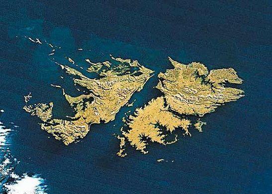 Malvinas, Falklands o Fuckland.