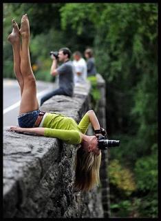 Profesiones de alto riesgo: Fotógrafos