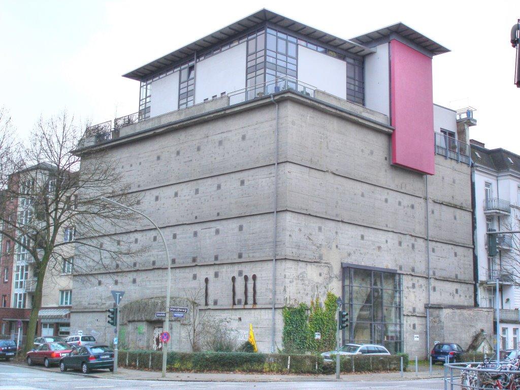 edificio bunker