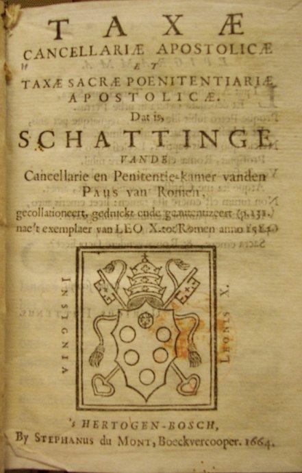 Taxa Camarae, portada libro