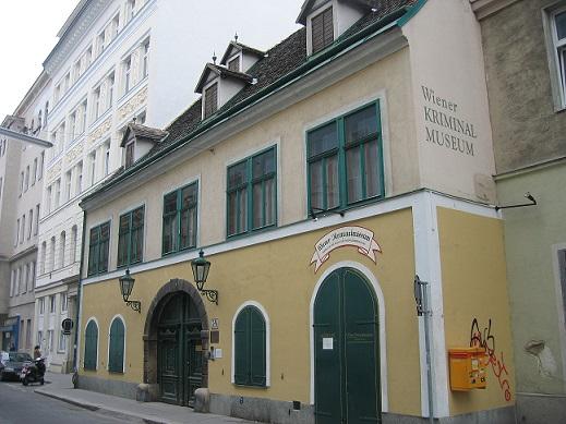 El museo del crimen