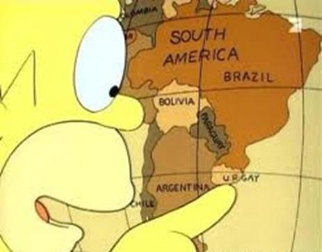 simpson uruguay gay