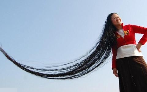Xie Qiuping, la verdadera Rapunzel humana